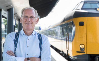 'Heinen krijgt energie van treinen'